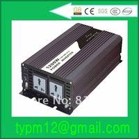 Factory sell!  1200watt  pure  sine wave solar power inverter 12v DC  to 240v AC  50HZ  free  shipping!