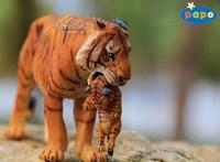 Papo wild animal model toy tiger