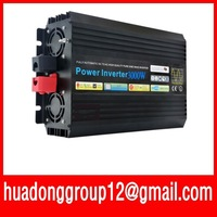 NEW 24v DC to AC 220v AC 3000W Mobile Car Power Inverter USB + Free shipping
