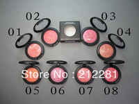*2014 Factory Direct! 60 Pieces/Lot New Professional Makeup Mineralize Blush!12g