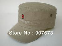 Free shipping  New Military Flat  Classic Men/Women Flat Adjustable Hat Cap  V1KL