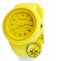 Waterproof child watch boy table girl table sports table women's silica gel table watch