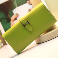 2013 female wallet women's wallet female long design 13