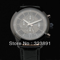 free shipping fashion Curren calender wristwatch men luxury  genuine leather collection wrist quartz watch best buy