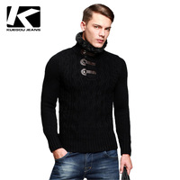 2014 New Arrival Men's Brand Fashion Stylish Sweater, Nice Knitted Acrylic Casual Slim-fit Sweater For Men, Free Shipping