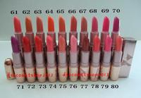 Wholesale - - Free Ship+Fast Ship! HOT NEW Brand Makeup rihanna RiRi Hearts Lipsti / lip balm 20 color (100pcs/lot)