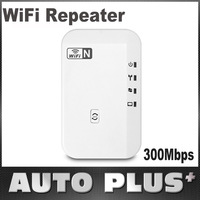 300Mbps Wireless-N WiFi Repeater Network Router AP Client Signal Extender Expander WPS 11n High Speed