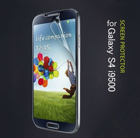 10 Pcs Matte Protective Film Anti-glare Screen Protector for Samsung Galaxy S4 SIV i9500, Free shipping! A0117B10F