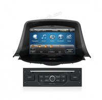 2 din autoradio car dvd player gps navigation car multimedia system for Peugeot 206