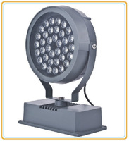 New Brand 100% 36W LED Floodlight Light,IP65,Grey Aluminum,CCC,CE,RoHS, Outdoor Lamp  Free Shipping 4pcs/lot