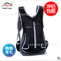 2014 Travel Ride bag mountaineering bag backpack travel running backpacks hiking bag 12l