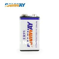 fire alarm battery ER9V battery bobbin battery smoke detector battery square column battery