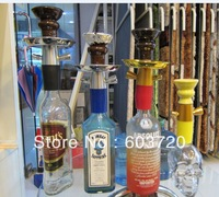 Travel Hooka Sale Shisha Hookah Pipe Stem + Hose + Bowl Set BOTTLE NOT INCLUDED