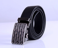 Free shipping 1PCS Cool Automatic Buckle Belt Genuine Leather Waistband #24048