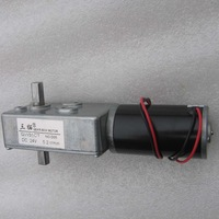 GW31CT 24VDC 5.2RPM high torque gear motor