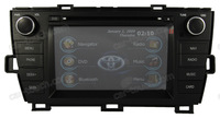 in car multimedia dvd gps navigation car accessories for Toyota Prius