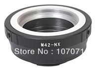 Adapter Ring M42 Screw lens to Samsung NX NX5 NX10 NX11 NX100 NX200 Camera