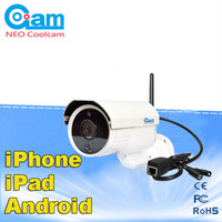 Outdoor waterproof IP camera looking for oversea distributors, new arrival camera with 8G SD card inside the camera