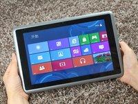Livefan F1-AS2600 Windows Tablet PC Win8 OS N2600 Dual Core 1.6GHz CPU Wifi/3G 2/4G RAM 32/64G SSD