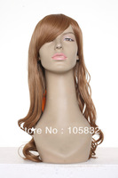 Hot Item,Synthetic Hair Wig,long wave wig,beautiful wig,factory price,Lady's Fashion Sexy Party