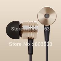 Original XIAOMI Brand New Version In-ear Earphone 3.5mm Stereo Earphone with Mic Control Talk