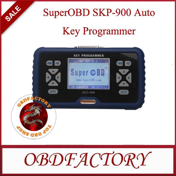 Оборудование для электро системы авто и мото SuperOBD skp/900 OBD2 Auto SuperOBD SKP900 OBD2 оборудование для электро системы авто и мото vdiag ak500 dhl