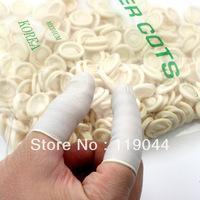 260pcs Protective Finger Cots Finger protectors Latex Glove NA263B