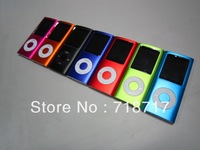 9 COLORS 8GB FM VIDEO 4TH GEN MP3 MP4 PLAYER flip player FREE SHIPPING