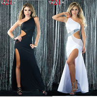 wholesale 2014 New Arrival Sexy Night club Dresses winter dress Sexy Women's Party Evening bandage dress club wear long  Dresses