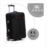 Lulu bibcock oxford fabric trolley luggage travel bags luggage bag