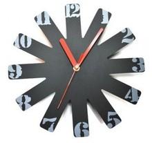 simple digital clock promotion