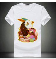 Free Shipping Puella Magi Madoka Magica Print T Shirt Tops For Men & Women Puella Short Shirt Japan Puella Magi Madoka Shirt
