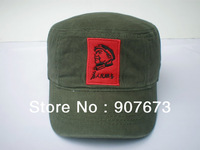 Free shipping Fashion Military New Hat Cap Classic Men/Women Casual Baft Flat Adjustable  JY1GD-1