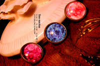 Light - - hand for time gem vintage stud earring earrings