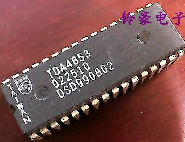 TDA4853 2C bus control field scanning circuit chip DIP32(China (Mainland))