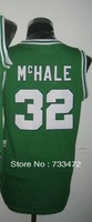 Free Shipping,#32 Kevin McHale Basketball Jersey,Top quality Sports Jersey,Embroidery logos,Size 44-56,Factory Directly Supply