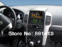Car GPS navigation for Chevrolet Captiva with 6.2 inch touch screen digital LCD and GPS/Bluetooth/PIP/USB/SD card