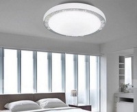 Free shipping,the most cheapest ceiling light lamps,chrysanthemum acrylic led ceiling light with 5W LED bulb,suitable for home