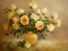 diy digital oil painting promotion