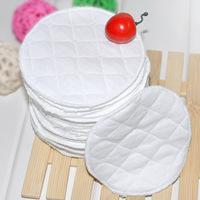 Stock P40  soft breathable cotton mothers pregnant mother washable nursing pads Wholesale