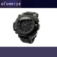 1PCS Free Shipping DZ4243 , DZWB-0001 Batman High Quality Light function Luxury Brand Watch Hotting Sales Watches MEN