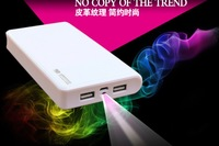 Power Bank 80000mAh / External Battery Pack for iphone 5 4S 5S / SAMSUNG Galaxy SIV S4 S3 / HTC One all Mobile Phone