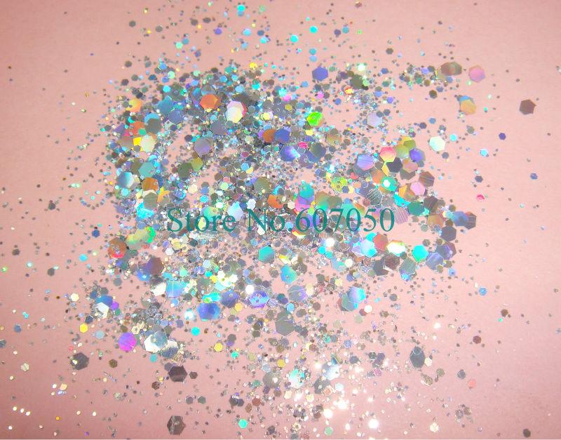 Блестки для ногтей No 20jars x DIY H3S-030