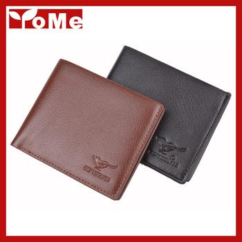 Guarantee Quality! 2014 Genuine Cow Leather Business Модный Men's Wallet Повседневный ...
