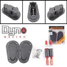 D1 Generation Aerocatch Bonnet Pins Plus Flush Kit Hood Pin Plastic Without Lock(China (Mainland))