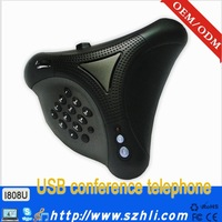 2014 New ~ Cheap Price USB Voip Phone for Skype Small Conference USB Skype Phone