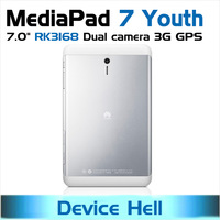 in stock original huawei mediapad 7 youth 7 3g tablet pc s701u phone call tablet dual camera gps built in OTG free shipping