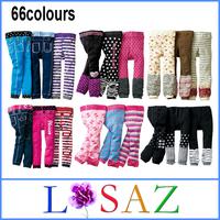 Winter Warm Girl Legging Casual Unisex Baby Leggings Cartoon Kids Leggings Elastic Children Pants Children Clothing 3pcs/Lot