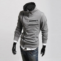 Free shipping 2014 New coats men outwear Mens Hoodie winter Jacket Coat clothes cardigan style Men's jacket Sweater