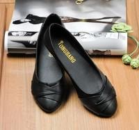 2015 NEW Fashion Elgent Women shoes for Ladies flats & White, Black